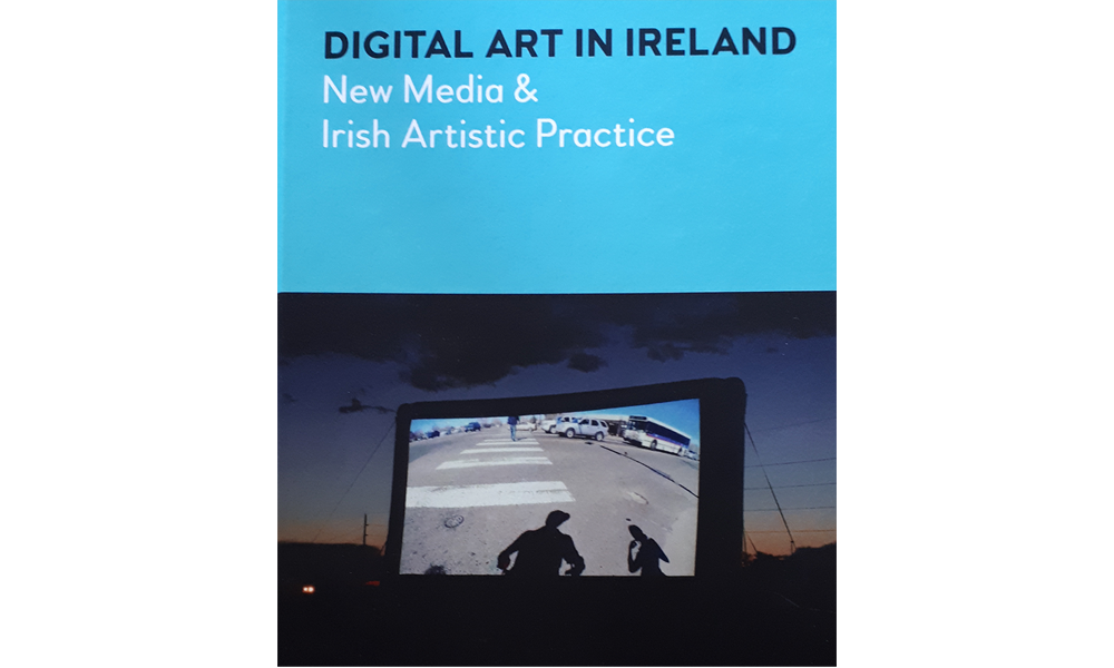 Digital Art in Ireland book cover
