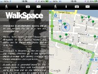 WalkSpace App